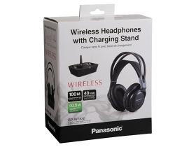 ... Panasonic RP-WF830E-K vezeték nélküli fejhallgató ... cdaa71cedd
