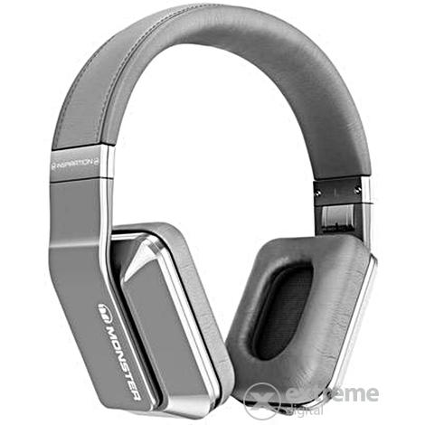 MONSTER Inspiration ANC fejhallgató ezüst színben  8398c7f95c