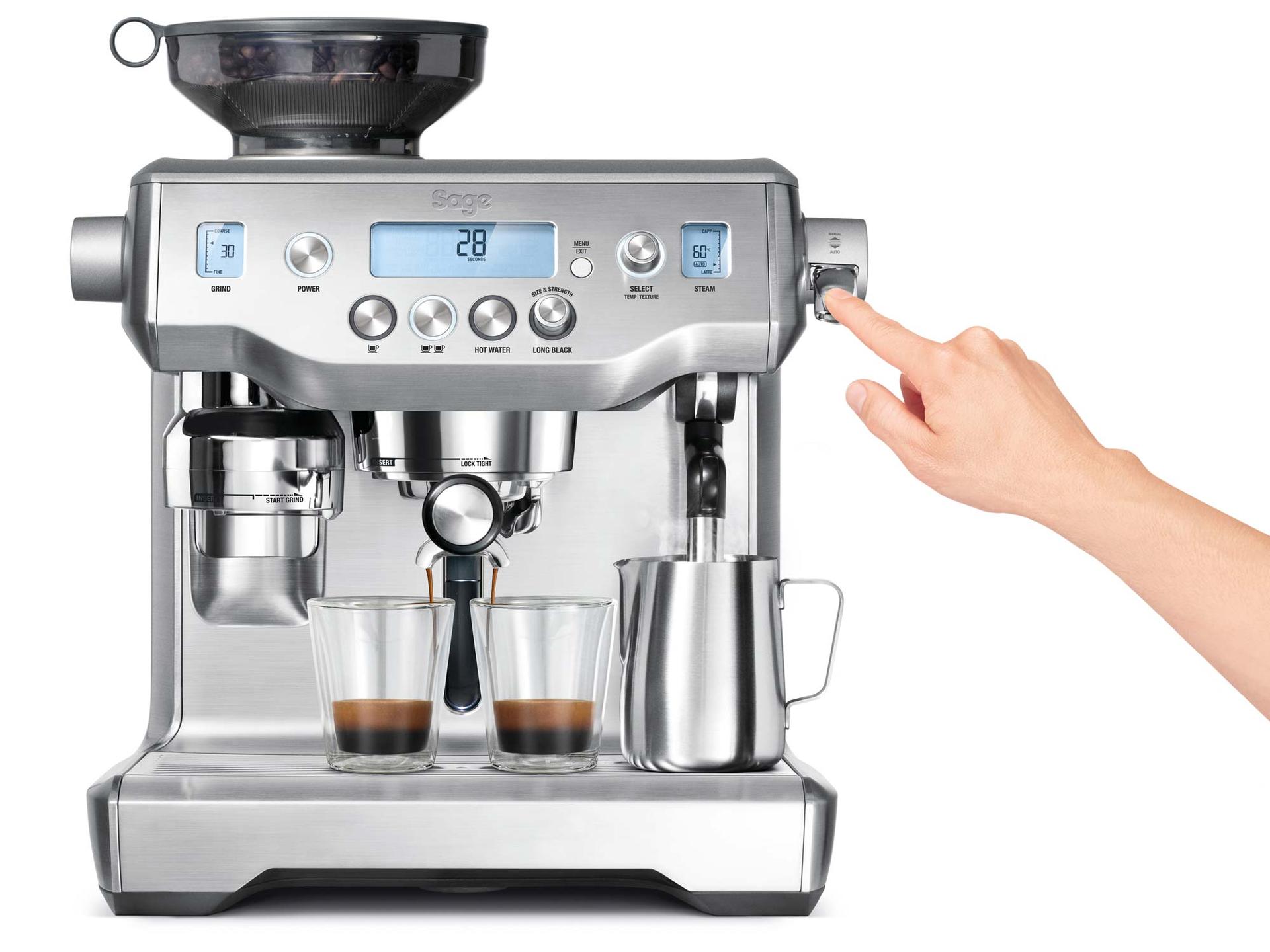 SAGE BES980 Aparat za kavo