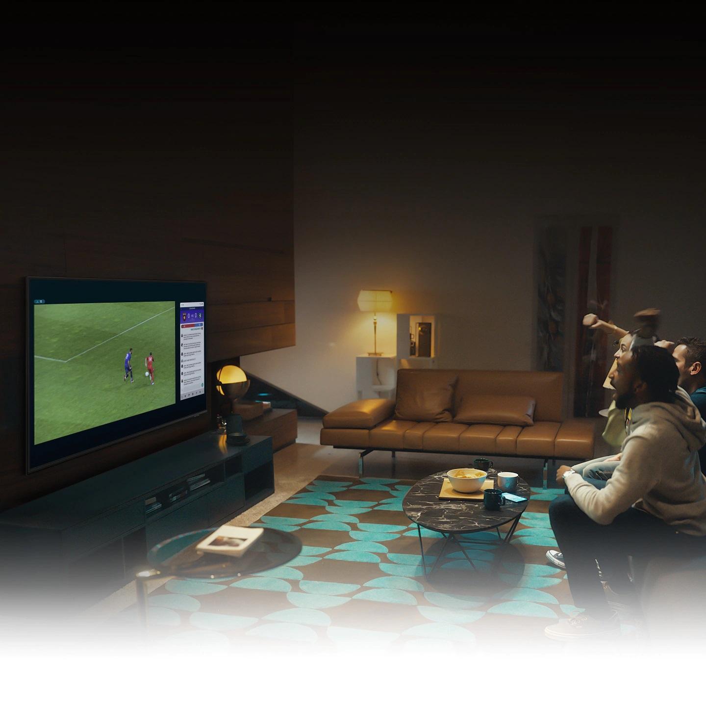 Samsung QE50QN90AATXXH UHD Neo QLED Smart LED Televízió 13