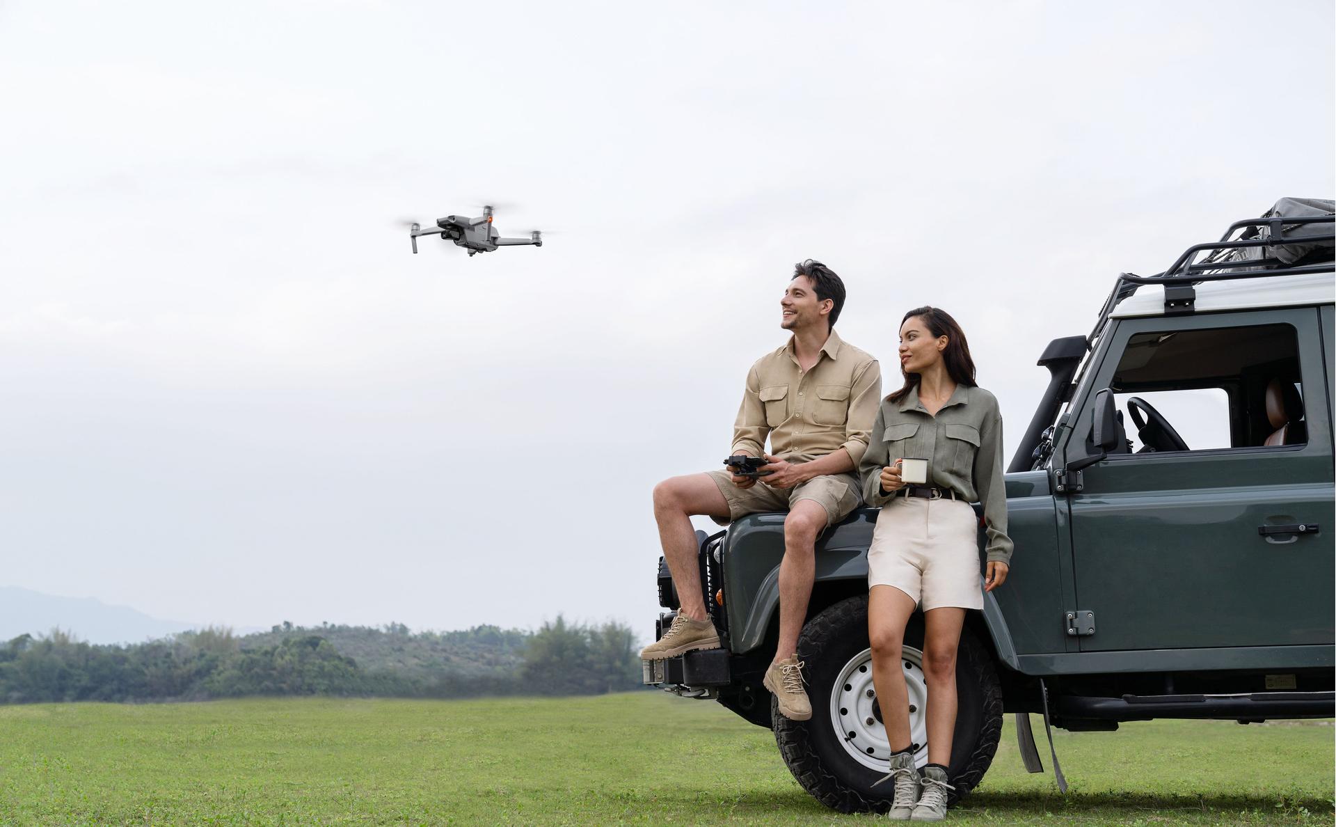 Dron DJI Mavic Air 2