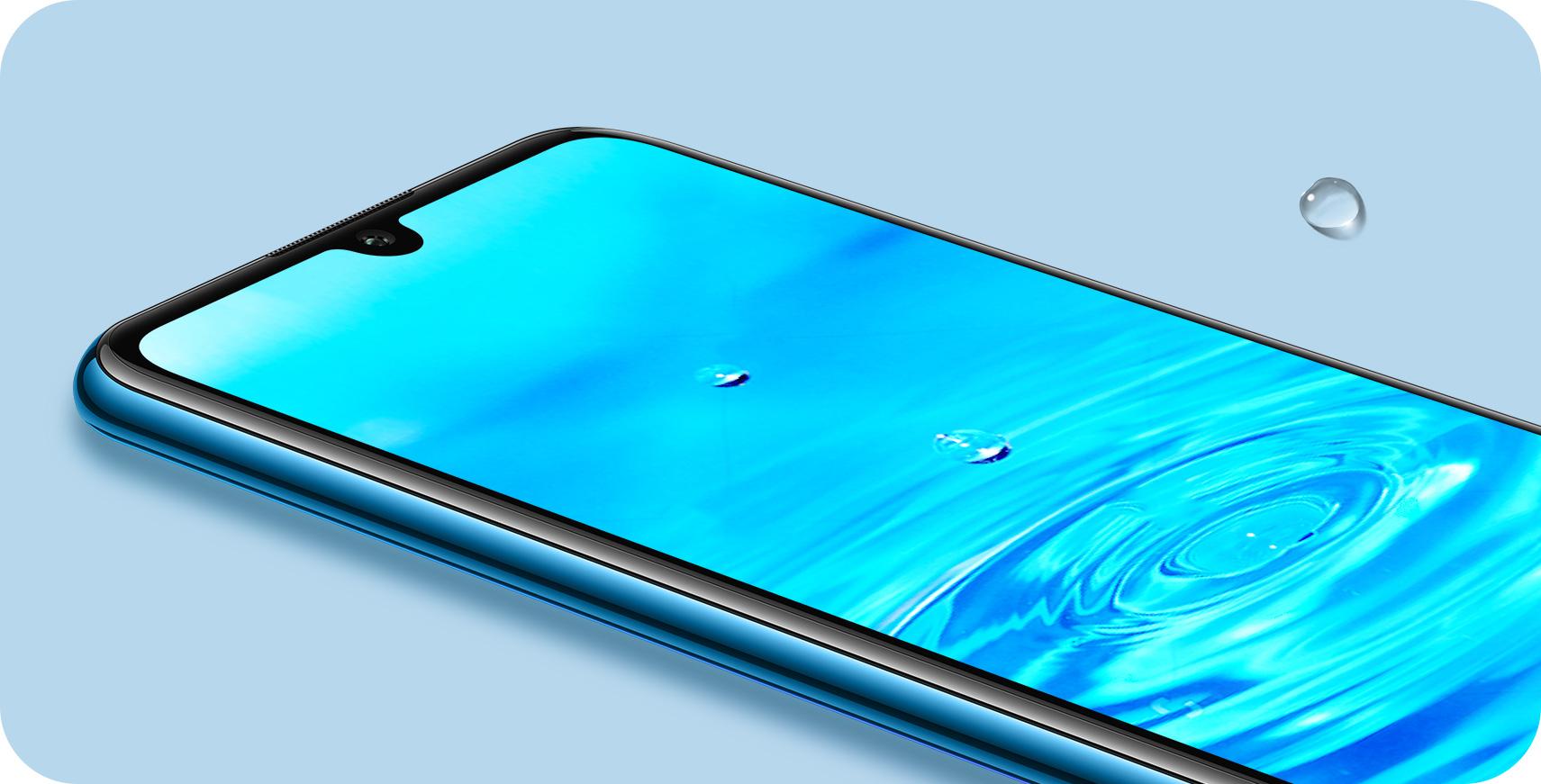 Huawei P30 Lite Dual SIM kártyafüggetlen okostelefon, Midnight Black (Android) 06