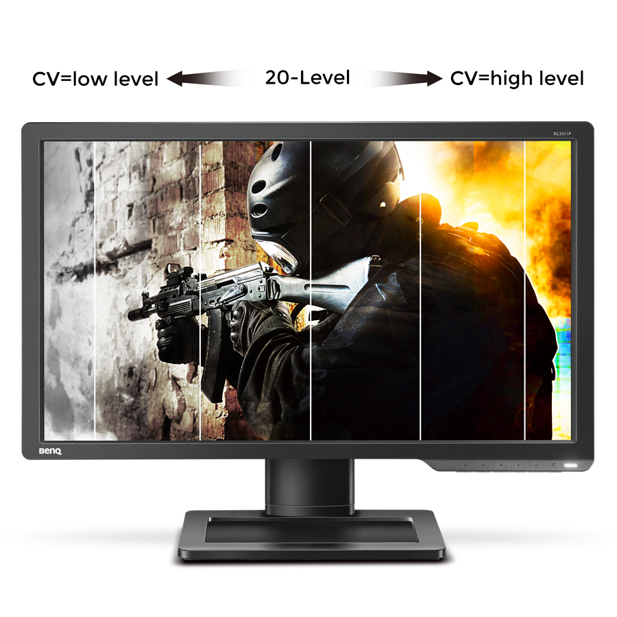 BenQ ZOWIE XL2411P 24 LED Monitor