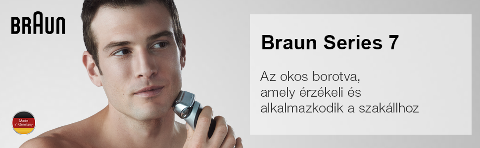 Braun Series7