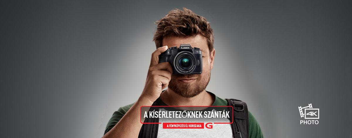 Kamera Panasonic Lumix