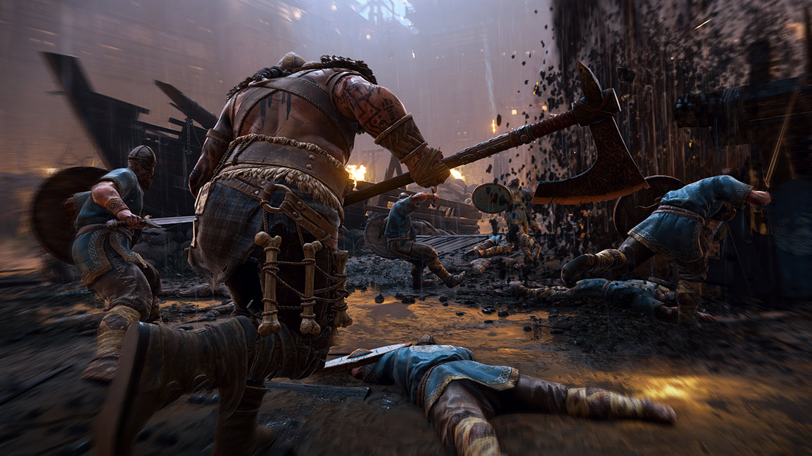 For Honor Xbox One játékszoftver