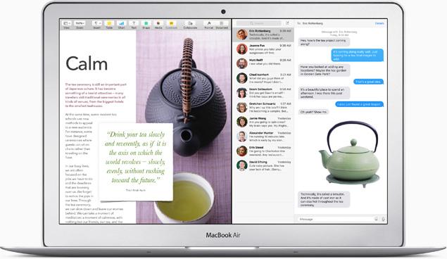 Apple MacBook Air 13 (2017)