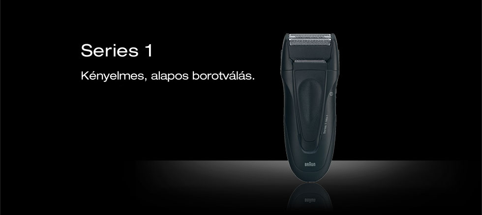 Braun Series 1-130s
