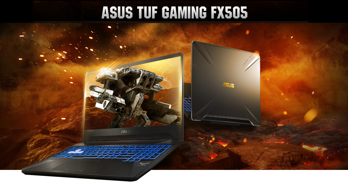 ASUS ROG TUF FX505DY