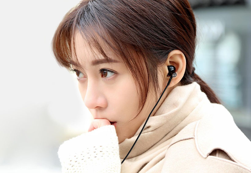 Xiaomi Mi Dual Driver Earphones sztereó fülhallgató