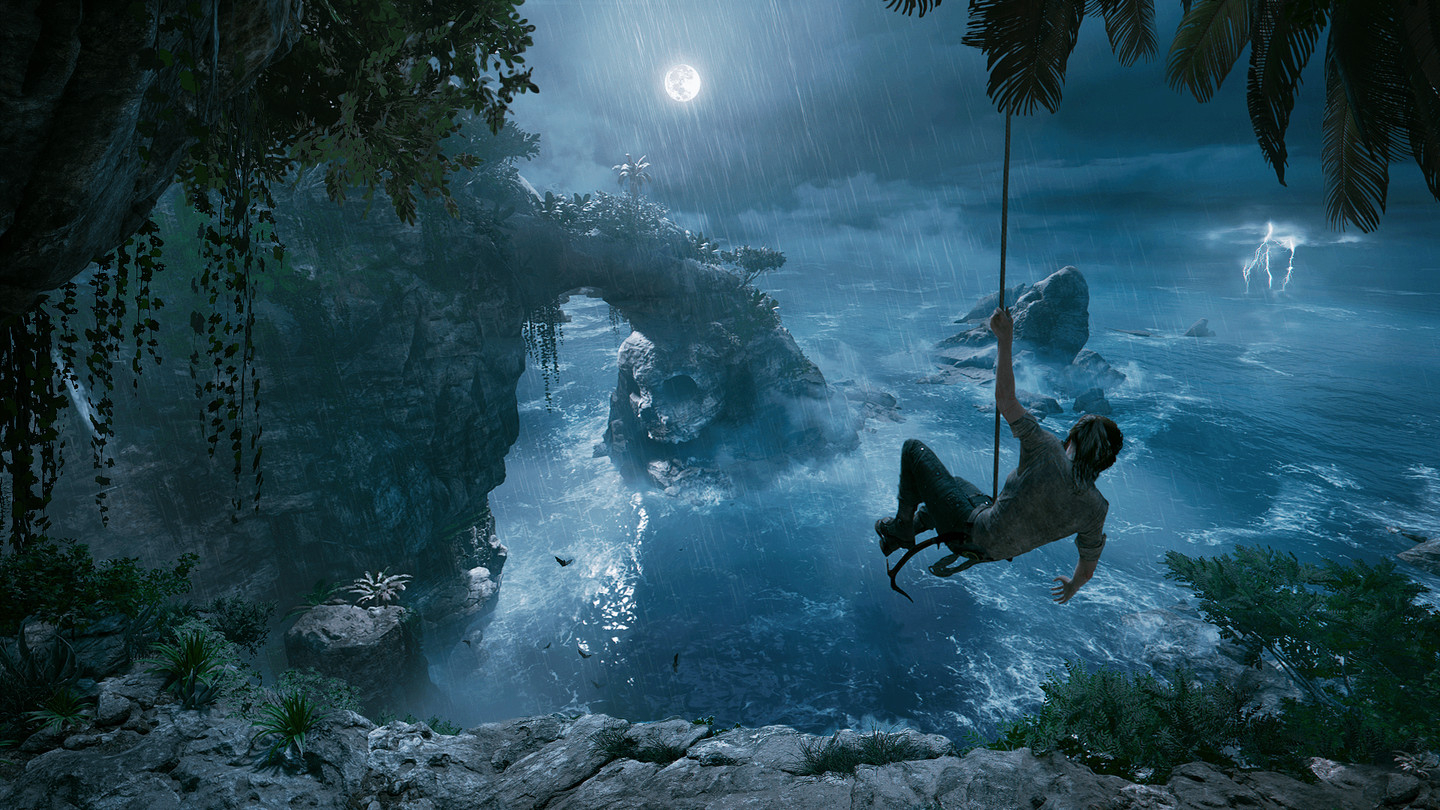Shadow of Tomb Raider