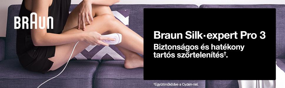 Braun Silk-Expert IPL PL3012