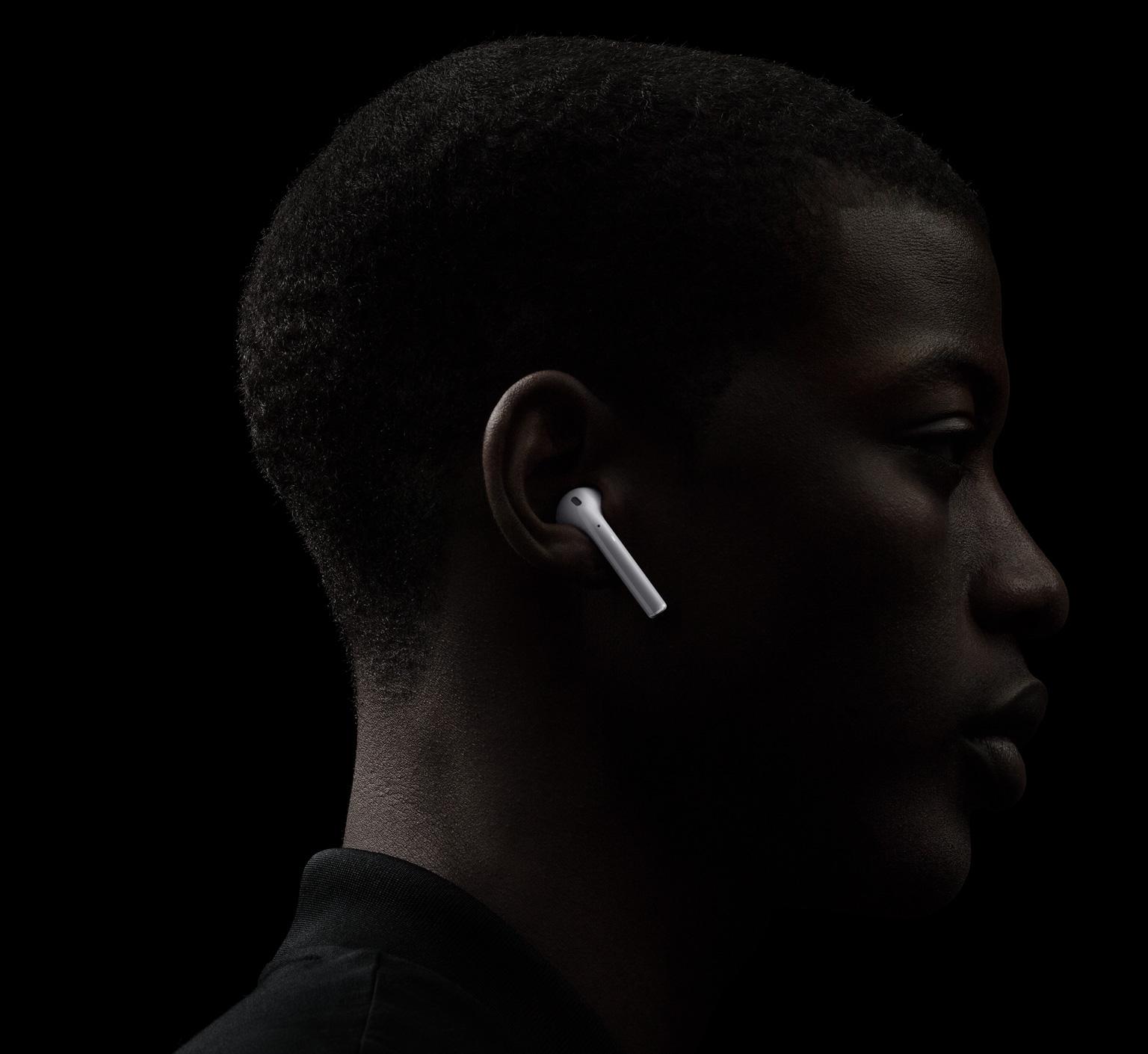 Apple AirPods vezeték nélküli fülhallgató
