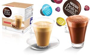 Nescafe dolce gusto kapsula bigfoot