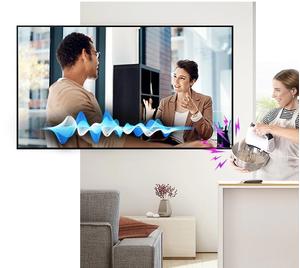 Samsung QE50QN90AATXXH UHD Neo QLED Smart LED Televízió 09