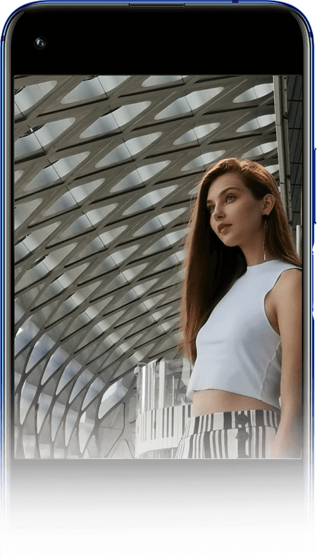 Honor 20 6GB/128GB Dual SIM kártyafüggetlen okostelefon, Zafírkék (Android) 08