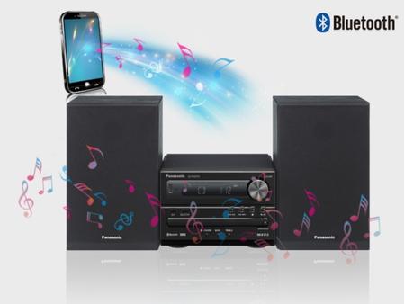 Panasonic SC-PM250EC-S Bluetooth mikro Hi-Fi rendszer ...