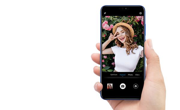 Honor 8X 4GB/128GB Dual SIM kártyafüggetlen okostelefon, fekete (Android) 15