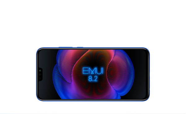 Honor 8X 4GB/128GB Dual SIM kártyafüggetlen okostelefon, fekete (Android) 08