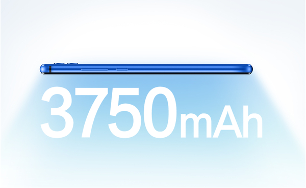 Honor 8X 4GB/128GB Dual SIM kártyafüggetlen okostelefon, fekete (Android) 09