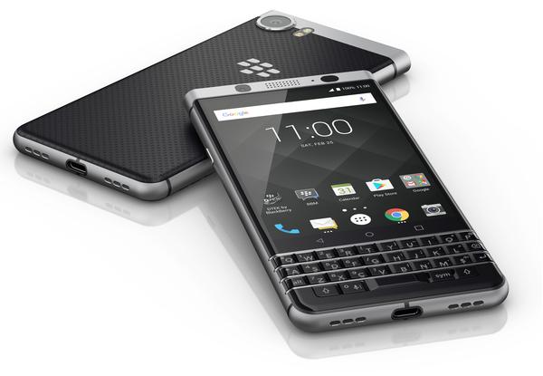 Blackberry Keyone kártyafüggetlen okostelefon