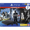 Consola PlayStation® PS4 Slim 1TB HITS V2 Bundle