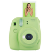 Aparat foto analog Fujifilm Instax Mini 9, lime green