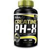 BioTech USA Creatine pH-X, 90 kapszula, kreatin