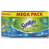 Sunlight All in 1 MEGA PACK tablety do umývačky riadu, 144 ks