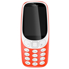 Nokia 3310 Dual SIM mobitel, Warm Red