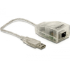 Delock 61147 USB - Ethernet transformátor