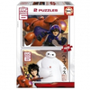 Educa Disney Big Hero 6 puzzle, 2x48 komada