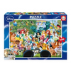 Educa Disney Family The marvellous World of Disney II, 3000 komada