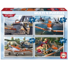 Educa Disney Planes puzzle, 4 in 1
