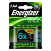 Energizer Extreme PreCharged 800mAh AAA 4 ks
