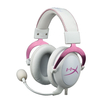 HyperX Cloud II Pink gamer headset