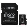 Kingston Canvas Select Plus 64GB MicroSDXC memóriakártya + SD adapter, Class 10