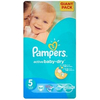 Пелени Pampers Active Baby-Dry   5 Junior 64 бр.