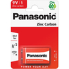 Panasonic Red Zinc 9V baterija