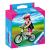 Playmobil Mountainbike-os lány