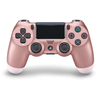 PlayStation 4 (PS4) Dualshock 4 V2 Wireless Controller, Rose Gold