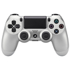 PlayStation 4 (PS4) Dualshock 4 V2 Wireless Controller, silver