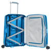 Куфар Samsonite S Cure Spinner 55 cm,син