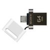 Sony USM64SA3W 64GB USB 3.0 pendrive