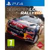 Sébastien Loeb Rally EVO PS4 igra