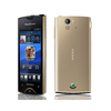 Sony Ericsson Xperia Ray (ST18i) odblokován smartphone, Gold (Android)