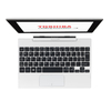 Лаптоп Toshiba Satellite Click Mini L9W-B-102  2в1, Windows 8.1, бял