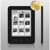 "WayteQ/Digi-Book xBook-60w  ebook čitač HD 6""E-ink zaslon"