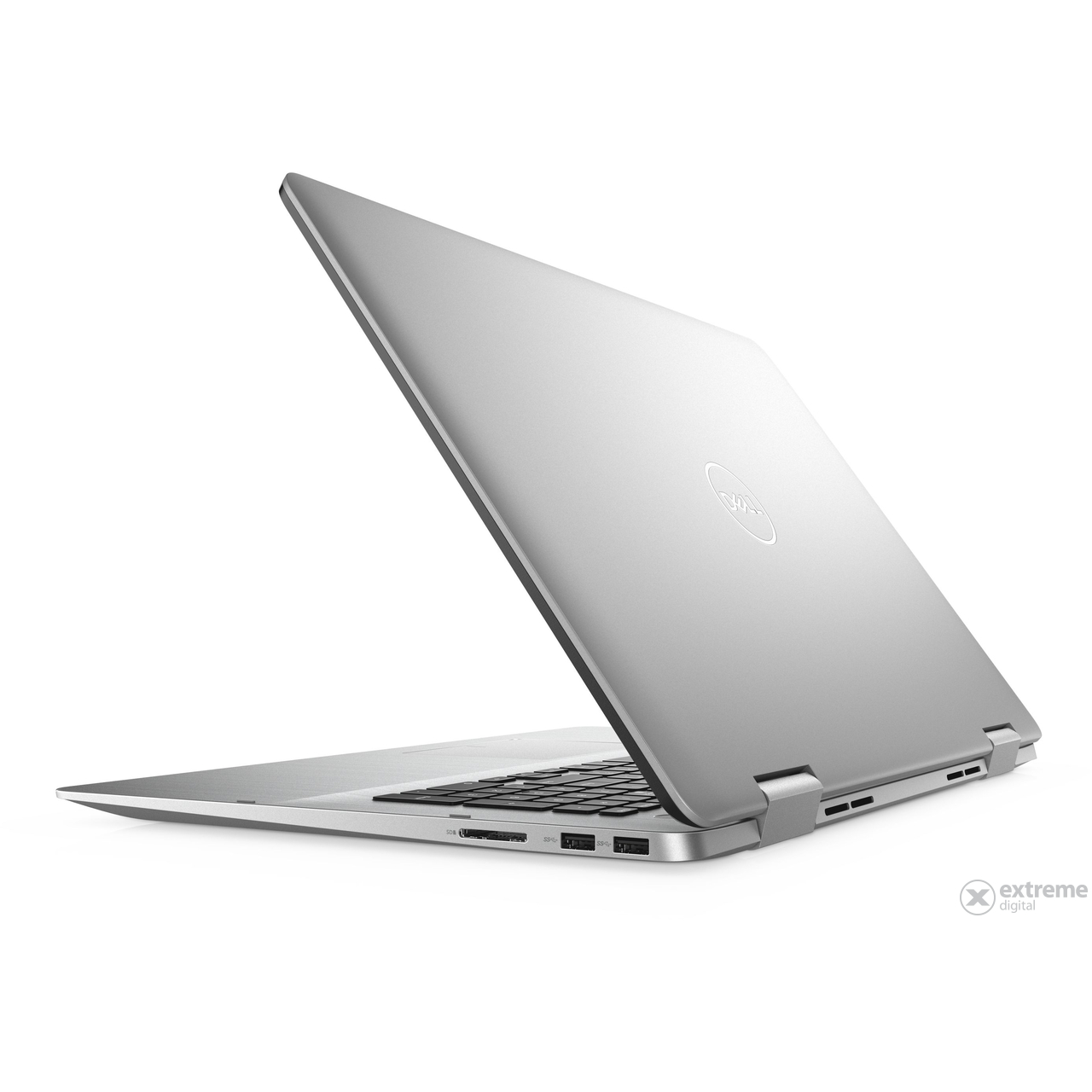 "Dell Inspiron 7786 7786FI7WA2 17,3"" FHD Touch notebook, fekete + Windows 10 Home"