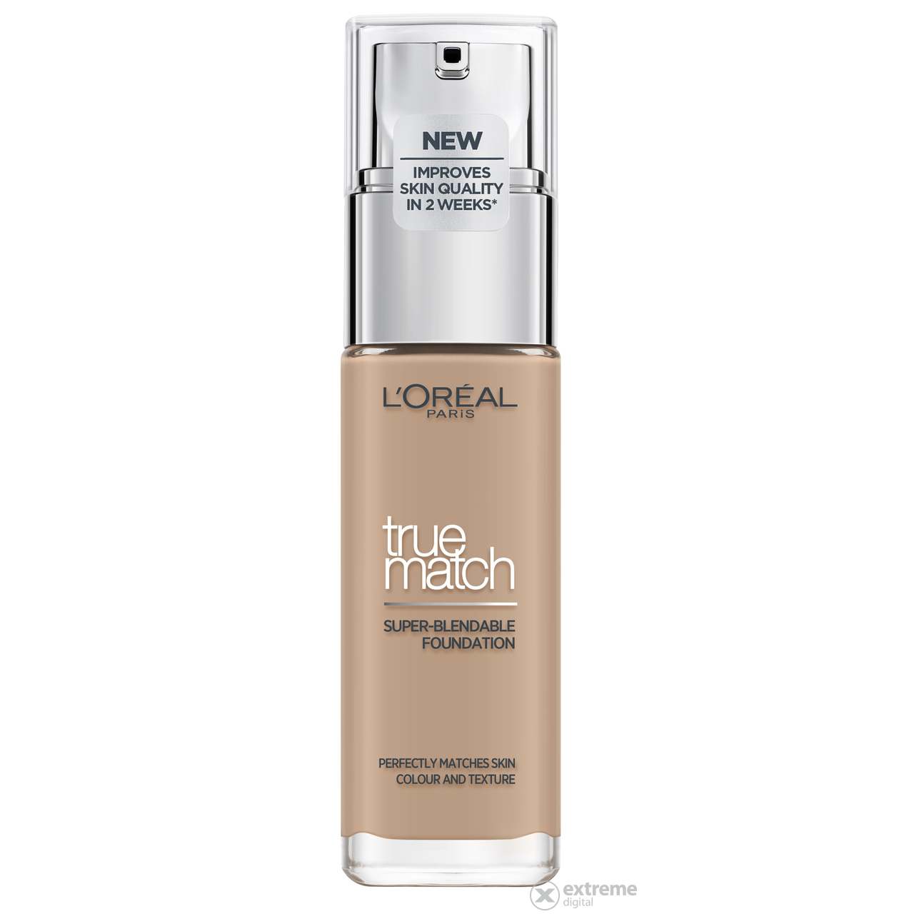 L`Oréal Paris True Match 4N Beige alapozó, 30ml